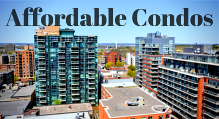Affordable Homes & Condos for Sale in Ottawa