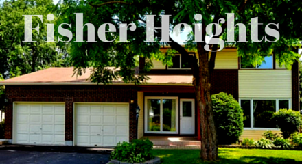 Fisher Heights and St. Claire Gardens Homes for Sale